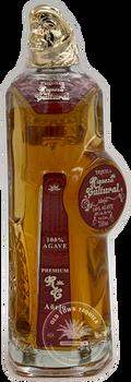 Riqueza Cultural Glass Eagle Guerrero Premium Anejo Tequila