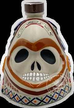 Riqueza Cultural Ceramic Craneo Anejo Tequila