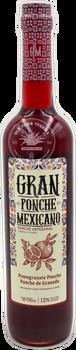 Gran Ponche Mexicano Pomegranate 750ml