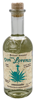 Don Lorenzo Mezcal Arroqueño 750ml