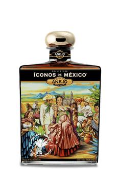 Iconos de Mexico Guadalajara Of My Loves Tequila Añejo 750ml