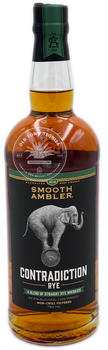 Smooth Ambler Contradiction Rye Whiskey 750ml