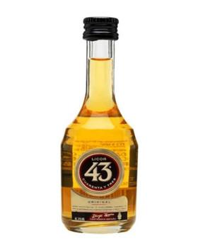 Licor 43 50ml (mini bottle)