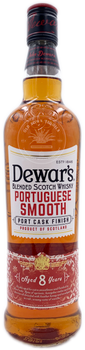 Dewar's Blended Scotch Whisky Portuguese Smooth Aged 8 years 750ml