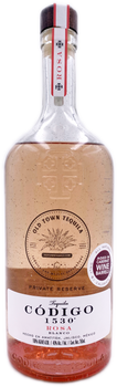 Codigo Rosa Blanco Old Town Tequila Special Edition 750ml