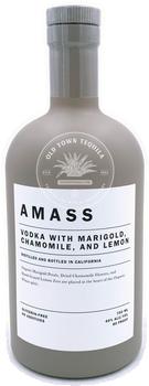 AMASS Vodka with Marigold, Chamomile, and Lemon 750ml