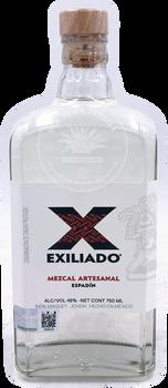 Exiliado Espadin Mezcal 750ml
