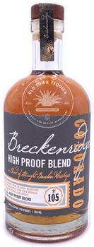 Breckenridge High Proof Blend Straight Bourbon Whiskey 750ml