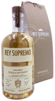 Rey Supremo Tequila Reposado 750 ml