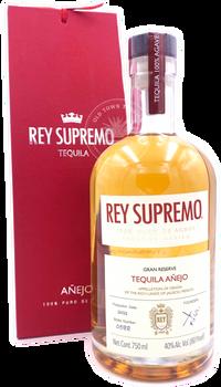 Rey Supremo Tequila Anejo 750ml