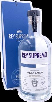 Rey Supremo Tequila Blanco 750ml