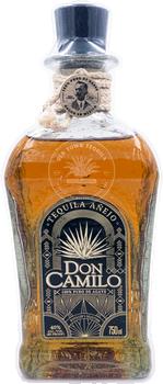 Don Camilo Tequila Anejo 750ml