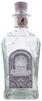 Don Camilo Tequila Silver 750ml