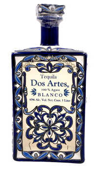 Dos Artes Blanco Limited New Special Edition 1 liter Tequila