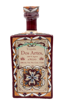 Dos Artes Anejo New Limited Release 1 Liter Tequila