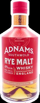ADNAMS Rye Malt Whisky 750ml