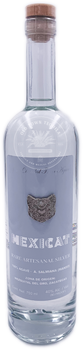 MEXICAT Rare Artesanal Silver Mezcal 750ml