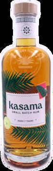 Kasama small batch rum 750ml