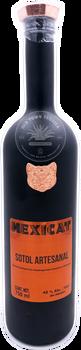 MEXICAT Sotol Artesanal Spirits (Black Bt) 750ml