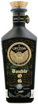 Urzua Tequila Double O6 Jacquees Edition Extra Anejo
