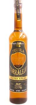 Corralejo 3 Years Extra Anejo Tequila