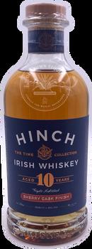 Hinch Irish Whiskey 10yr Sherry Cask 750ml