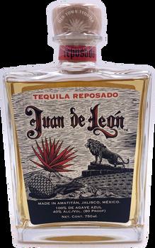 Juan de Leon Reposado Tequila 750ml