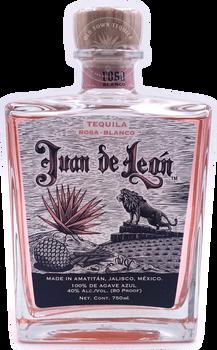 - Juan de Leon Rosa Blanco Tequila 750ml