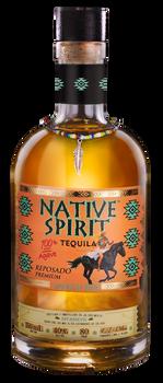 Native Spirit Reposado Tequila 750ml