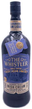 The Whistler Small Batch Irish Cream Liqueur 750ml
