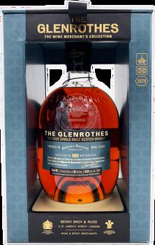 The Glenrothes-Wine Merchant Collection- Speyside Single Malt Scotch Whisky 1992 Cask #05 750ml
