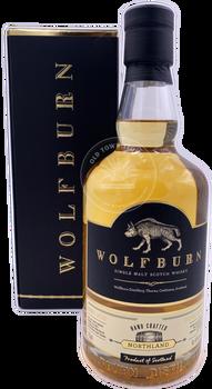 Wolfburn Single Malt Scotch Whisky Northland 750ml