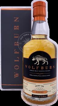 Wolfburn Single Malt Scotch Whisky Sherry Oak AURORA 750ml