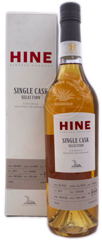 Hine Single Cask Selection Cognac Grande Champagne 750ml