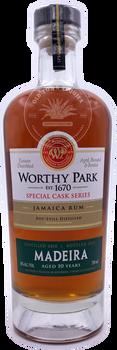 Worthy Park Special Cask Series Jamaica Rum MADEIRA 750ml