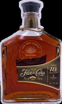 Flor de Cana 18 Single Estate Rum 750ml