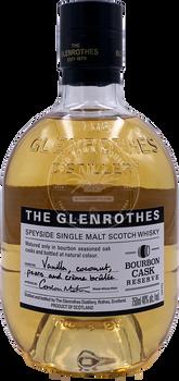 The Glenrothes Speyside Single Malt Scotch Whisky Bourbon Cask Reserve 750ml