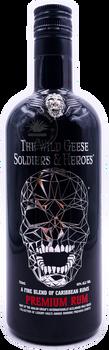 The Wild Geese Soldiers & Heroes Premium Rum 750ml