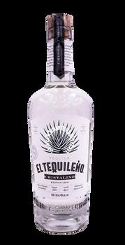 El Tequileno Cristalino Reposado Tequila