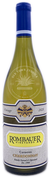 Carneros 2020 Chardonnay Wine 750ml