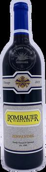 Rombauer 2019 Zinfandel Wine 750ml