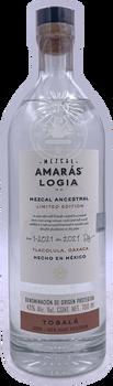 Mezcal Amarás Logia Tobala 700 ml