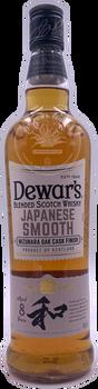 Dewar's Blended Scotch Whisky Japanese Smooth Mizunara Oak Cask Finish 8yrs 750ml
