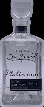 Don Ramon Platinium Anejo Cristalino Tequila 750ml