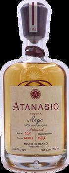 Atanasio Anejo Tequila 750ml