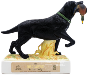 Lord Calvert Canadian Whisky Hunting Dog 2016 Limited Edition