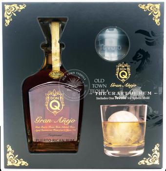 Don Q Gran Anejo Rum Gift Set