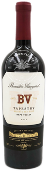 Beaulieu Vineyard Tapestry Reserve Red Wine Napa Valley 2015 Estate Selection