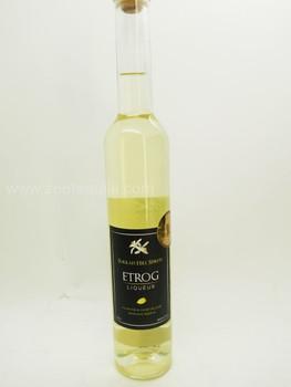 Etrog Herloom Fruit Kosher Liqueur