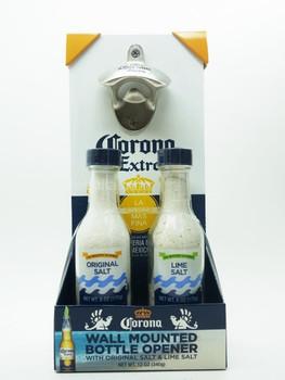 Corona Extra Bottle Opener And Salt